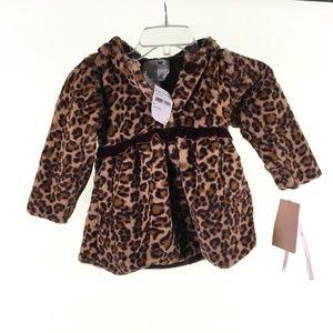 Widgeon Brown Fur Jacket D8517118